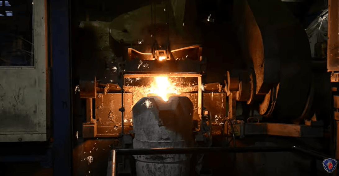 How Scania engine cylinder blocks are made at the Scania foundry